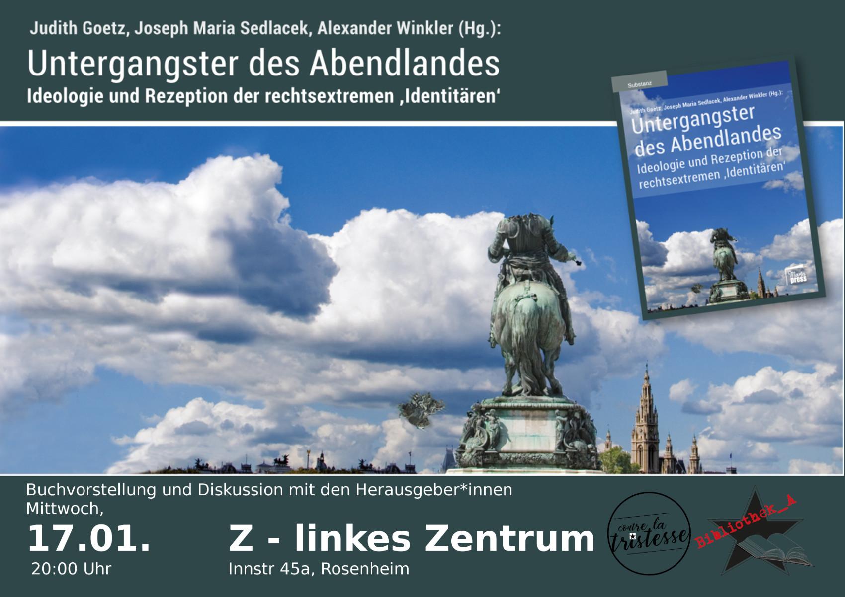 Lesung Untergangster Rosenheim